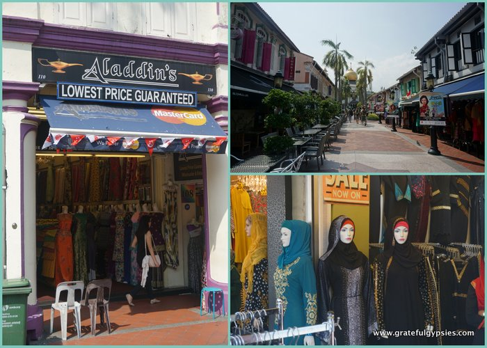 Singapore Arab Street