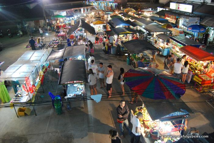 Ko Pha-Ngan night market