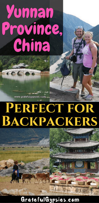 yunnan province for backpackers
