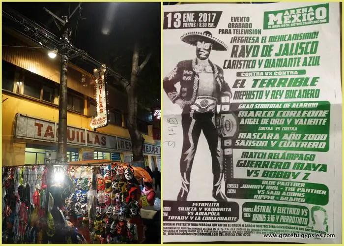 Arena Mexico Lucha Libre