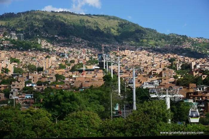 Cost of Living in Medellin - transportation