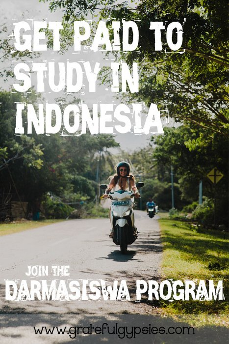 Darmamsiswa Program | study abroad | study in Indonesia | Indonesian culture | Indonesia travel