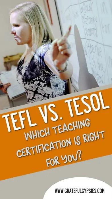 English teaching certificate | TEFL certification | teach English | online TEFL courses