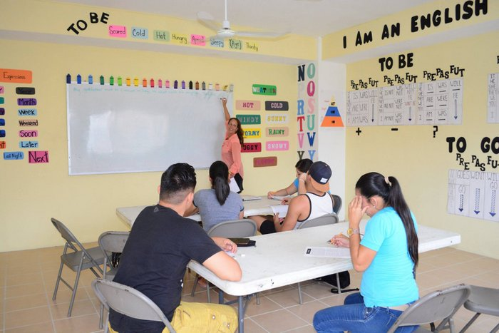 Teaching English in Mexico 2