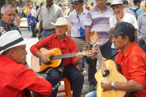 best places to see live music in Colombia