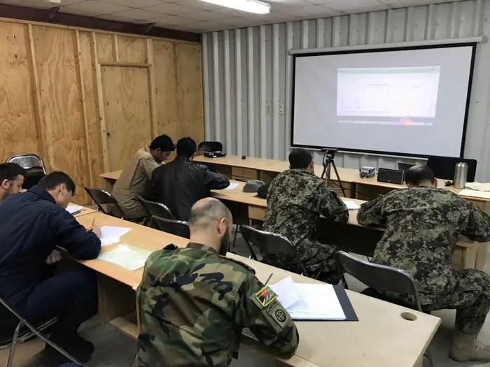 Teaching English in Afghanistan