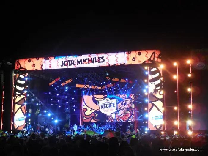 Carnaval in Brazil music