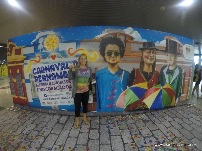 Carnaval in Pernambuco