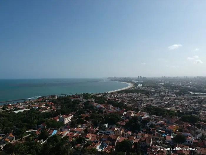 Olinda and Recife