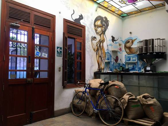 Best coworking spaces in Lima