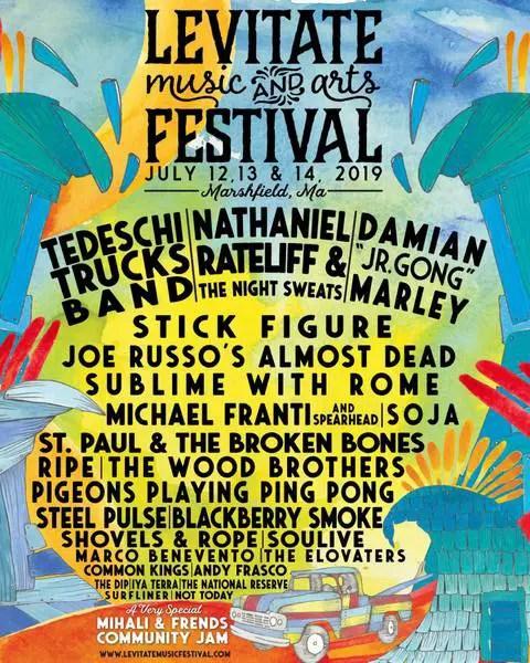 Levitate music festival