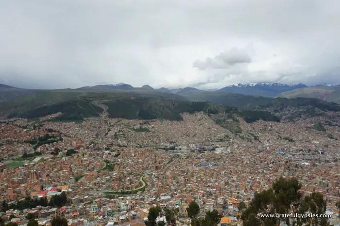 taking Peru Hop
