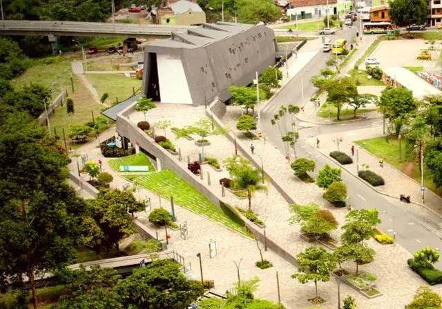 hidden gems of Colombia Museo Casa de la Memoria