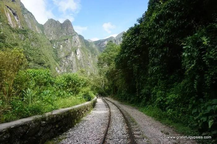 Jungle Trek to Machu Picchu hike