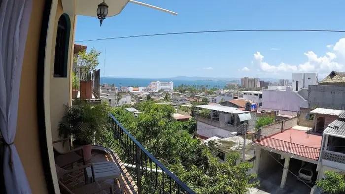 Puerto Vallarta vacation view