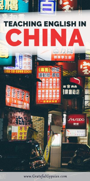 The ultimate guide to teaching English in China. Teaching overseas is an incredibly rewarding experience. This guide has contains everything you need to know about teaching abroad in China. #teachabroad #teachesl #teachingenglish