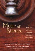 book silence music Br. David