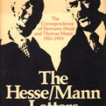 Hesse Mann Letters book cover
