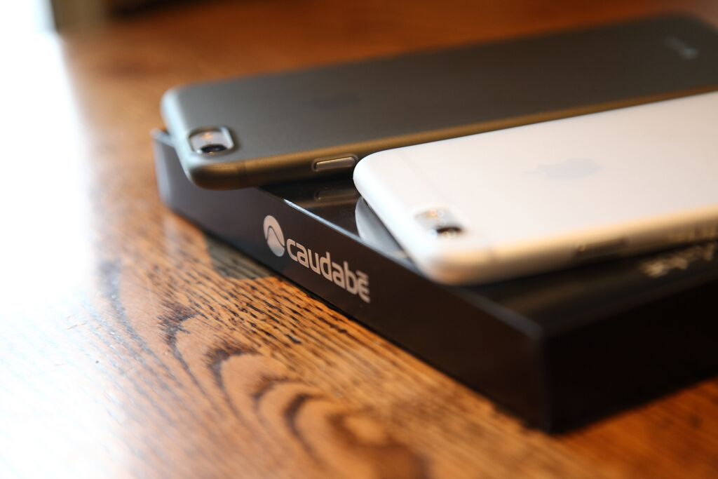 best sneakers 68901 07b71 Caudabe Veil XT: The thinnest iPhone 6 cases you can find - GrateNews