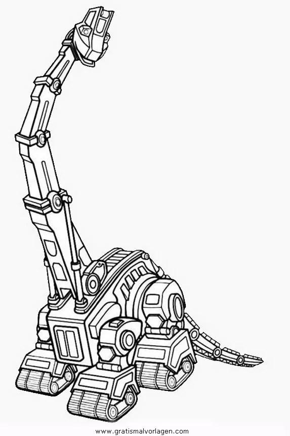 Dinotrux 1 Gratis Malvorlage In Comic Amp Trickfilmfiguren