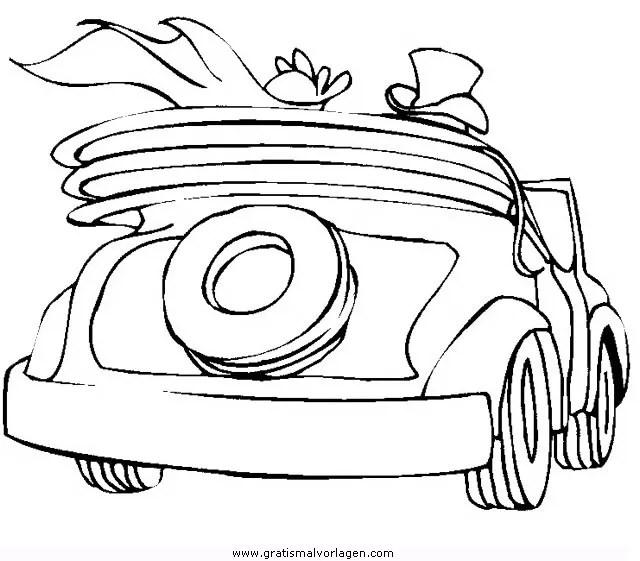 Hochzeit Auto Kostenlose Vektoren Fotos Und Psd Dateien