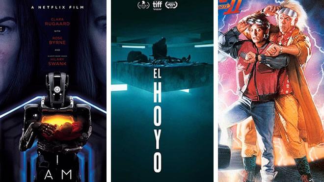 películas ciencia ficción