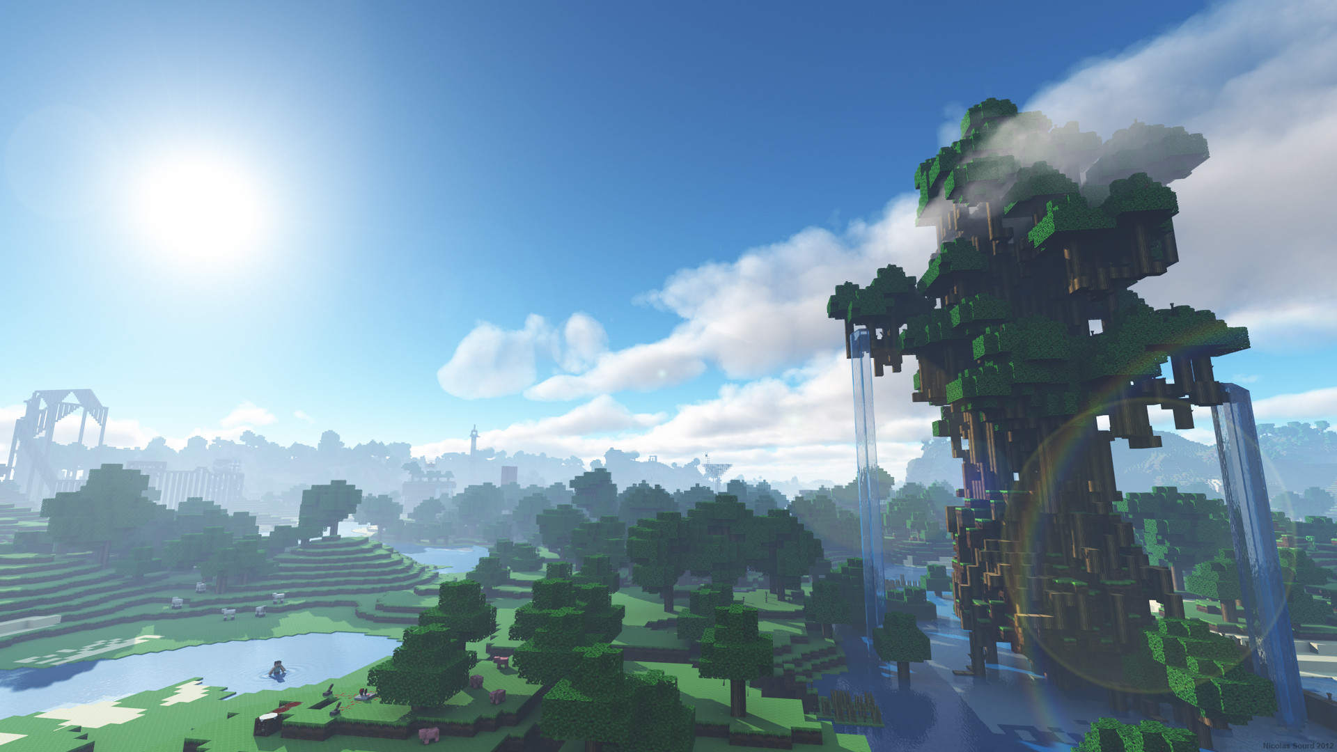 Fondos De Pantalla De Minecraft Wallpapers HD E Imgenes