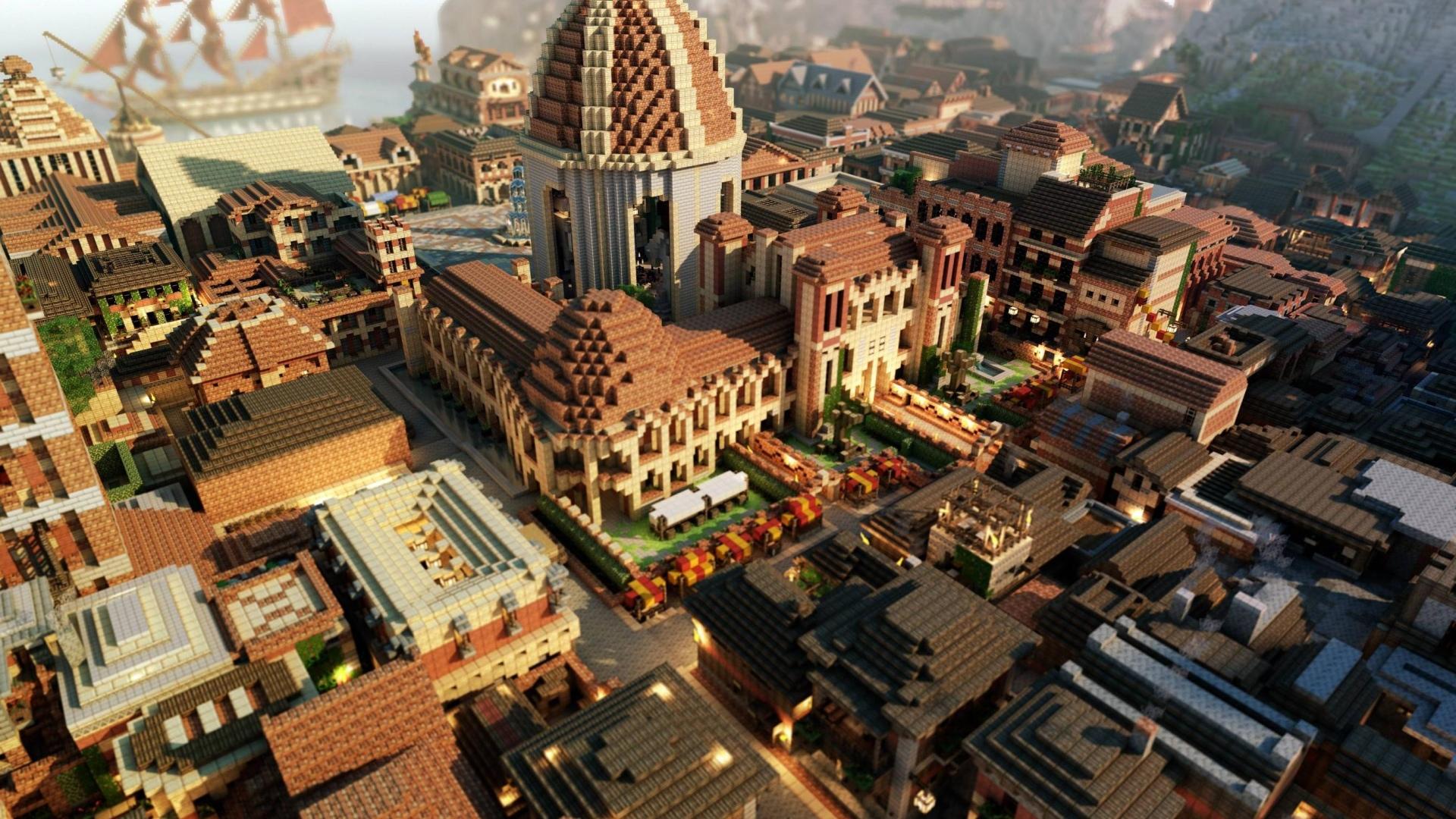 Fondos De Pantalla De Minecraft Wallpapers HD E Imgenes Gratis