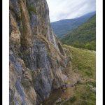 La falaise de Troubat, Hautes-Pyrénées, Comminges