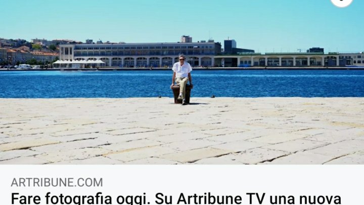 Video Ritratti d'Autore – Artribune