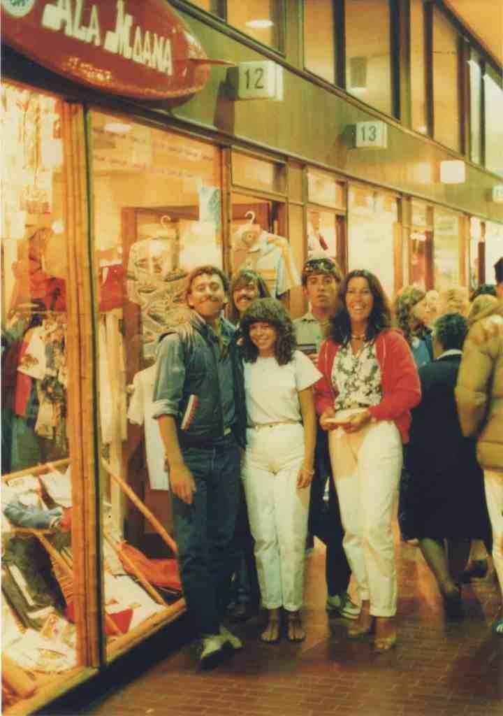 Ala Moana, 1980 Fer, Santi y Norma, + Juanchi y Norita1979