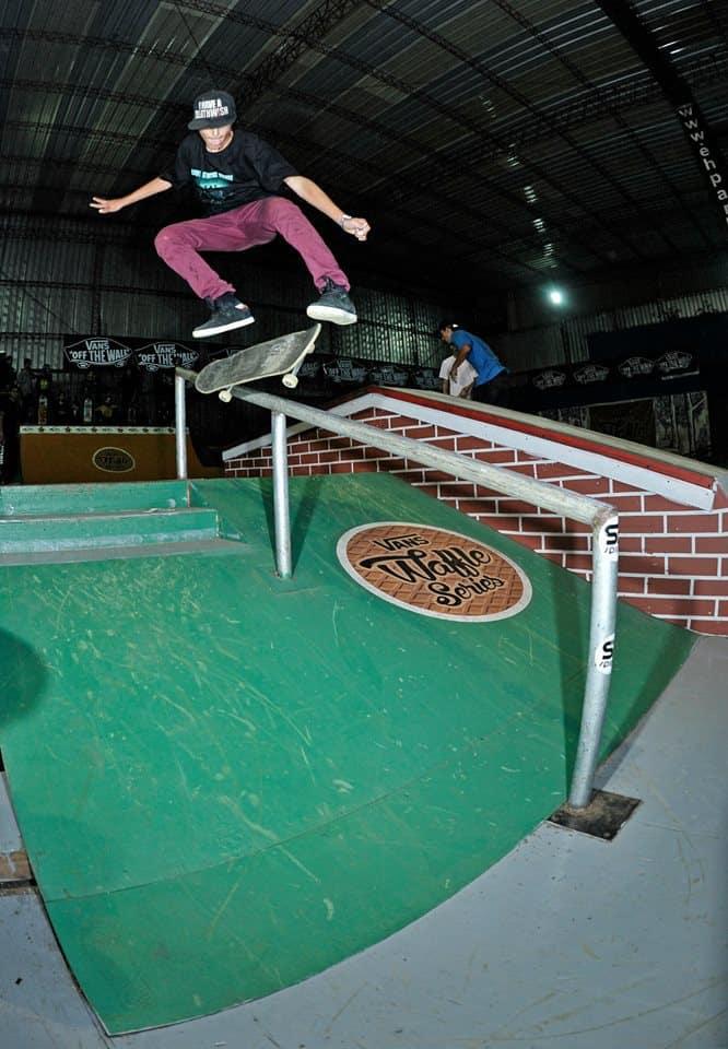 Mauro Iglesias - Flip 50-50