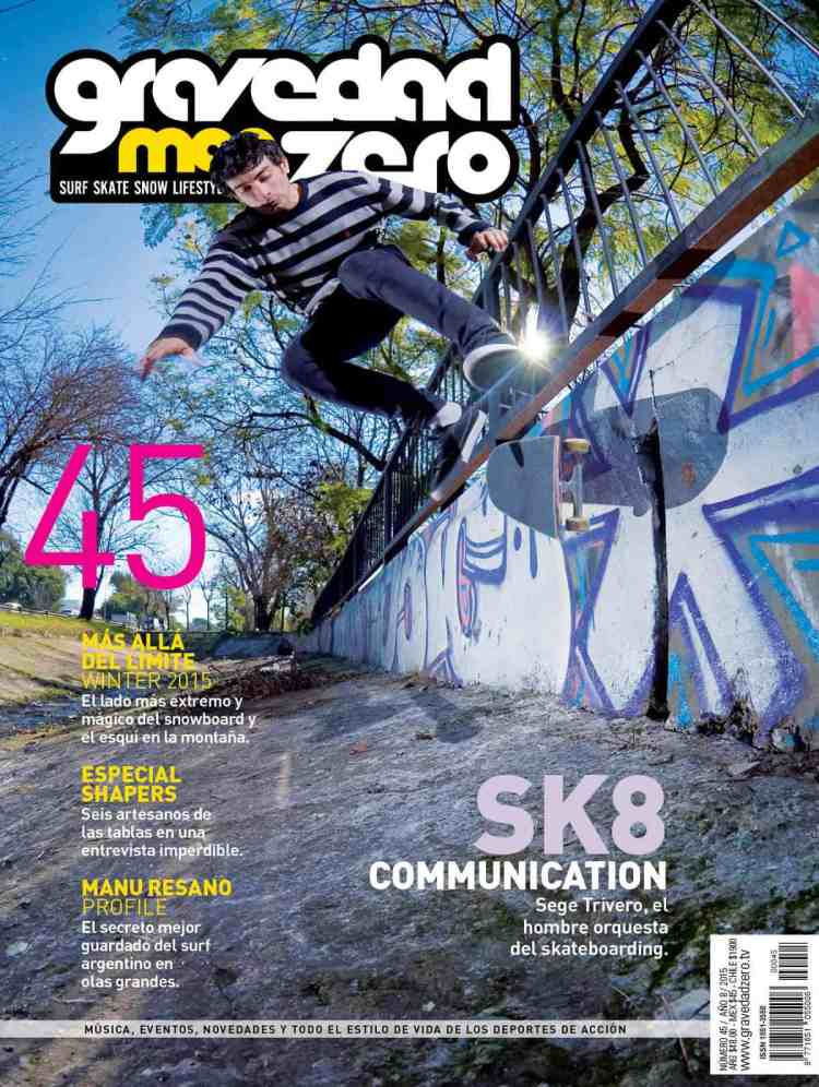 Tapa 45 Skate