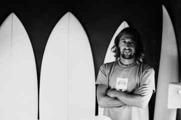 shaper lito antifora angel surfboards