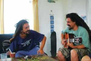 Viru Castro y Dread Mar I, los hermanos Castro juntos