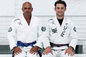 Joel Tudor cuestiona el cinturón azul de Kelly en Jiu Jitsu