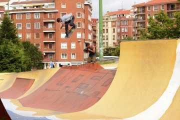Skaters sudamericanos en el País Vasco: Episodio 1