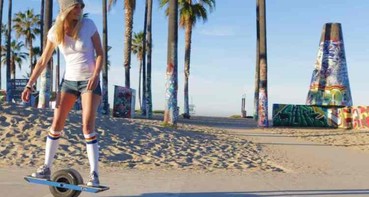 #GZTech - Onewheel Skateboard