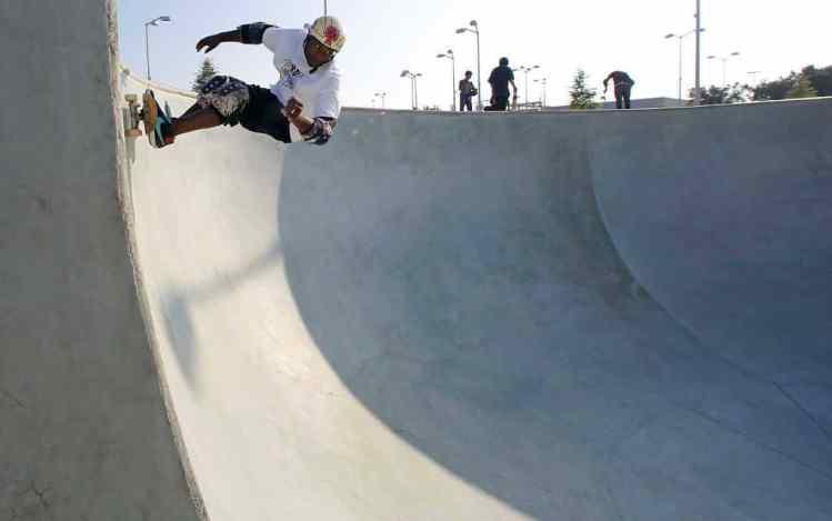 El skatepark más grande de EE.UU.