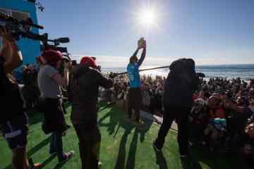 gabriel medina gana novena parada del championship tour