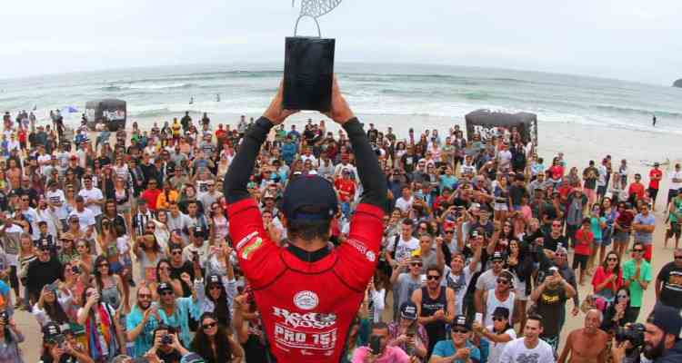 Ganador sorpresa en Florianópolis