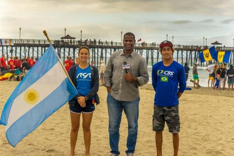 Cuarto día del VISSLA ISA World Junior Surfing Championship 2015 en Oceanside California con un balance con buenas y no tan buenas para el equipo argentino.