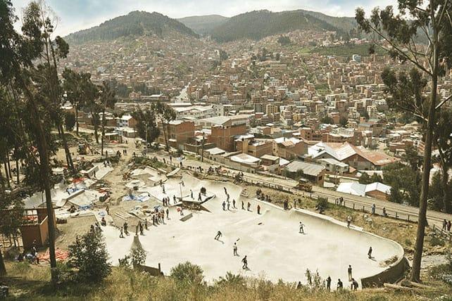 Bolivia-SkatePark