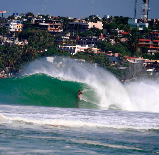 La ola del día, Francisco Ferraras