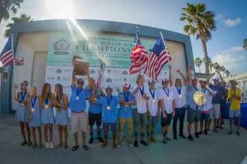 ¨Estados Unidos gana el Campeonato Mundial de Surf Junior 2015¨