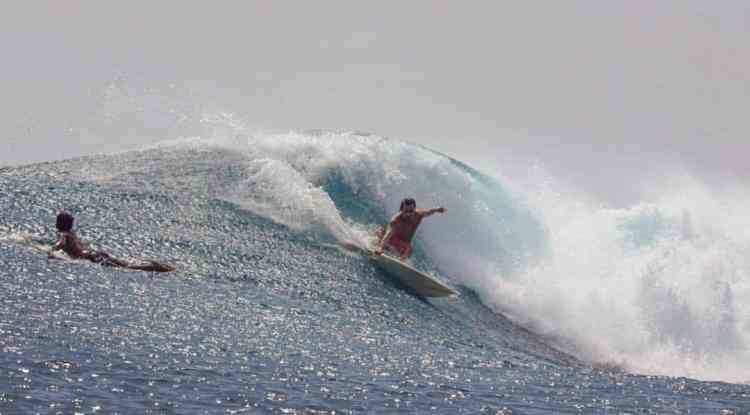 Mateo Rojas Surf