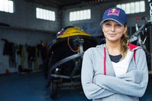 Maya Gabeira vuelve a la ola que casi la mata luego de dos años