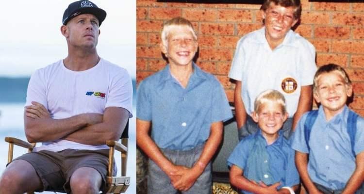 El dolor de Mick Fanning por la muerte de su hermano