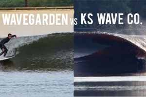 Wavegarden o Kelly Slater Wave Company