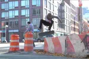 Una semana de skateboarding en NYC